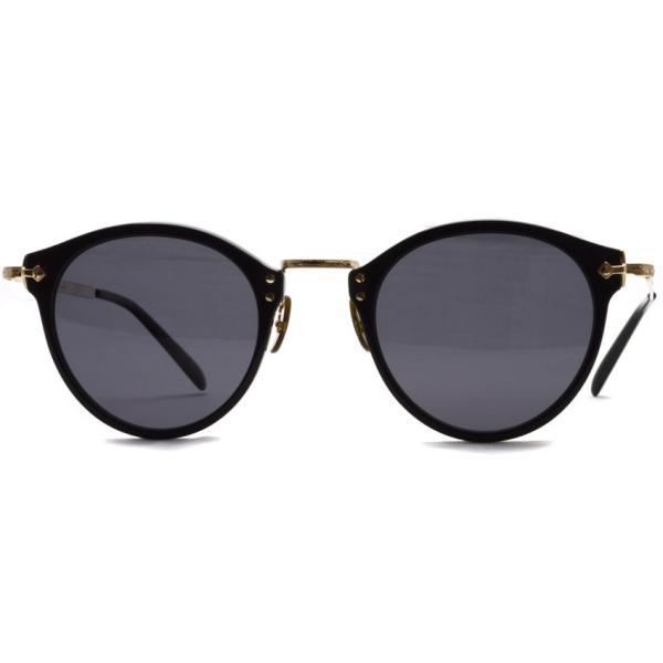 OLIVER PEOPLES オリバーピープルズ OP-505 Sun BK/GRY Polar ブラック / ゴールド / グレー偏光レンズ サングラス|props-tokyo|08
