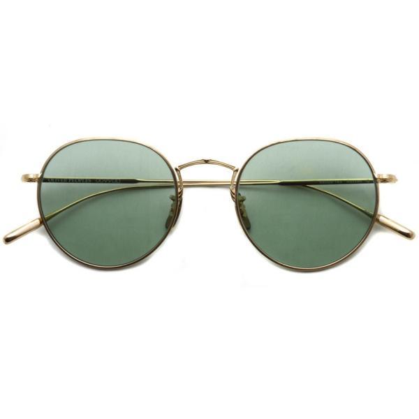 OLIVER PEOPLES オリバーピープルズ ROSSEN  Gold - Green Wash  ゴールド - ライトグリーンレンズ(ガラスレンズ)|props-tokyo|02