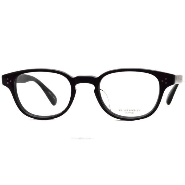 OLIVER PEOPLES オリバーピープルズ SARVER  BK  ブラック ボストンウェリントンフレーム|props-tokyo|06