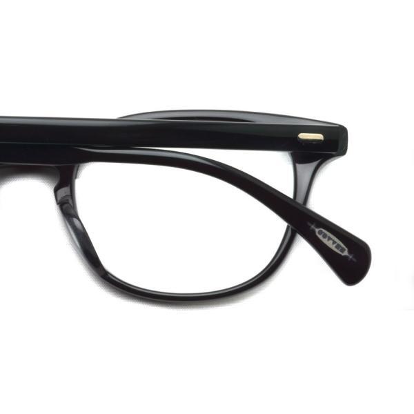 OLIVER PEOPLES オリバーピープルズ SARVER - LA BK ブラック 黒ブチフレーム|props-tokyo|05