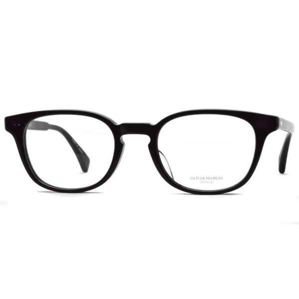 OLIVER PEOPLES オリバーピープルズ SARVER - LA BK ブラック 黒ブチフレーム|props-tokyo|07