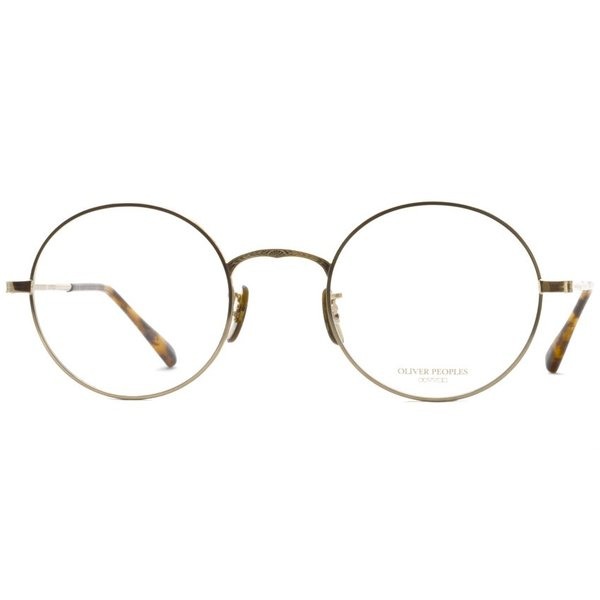 OLIVER PEOPLES オリバーピープルズ SHEFFIELD Gold ゴールド ラウンド 丸メガネ フレーム|props-tokyo|06