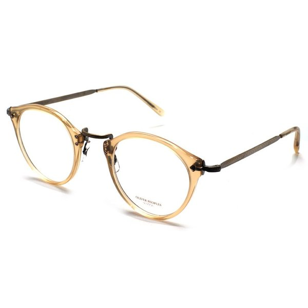 OLIVER PEOPLES オリバーピープルズ OP-505 SLB クリアライトブラウン-アンティークゴールド|props-tokyo