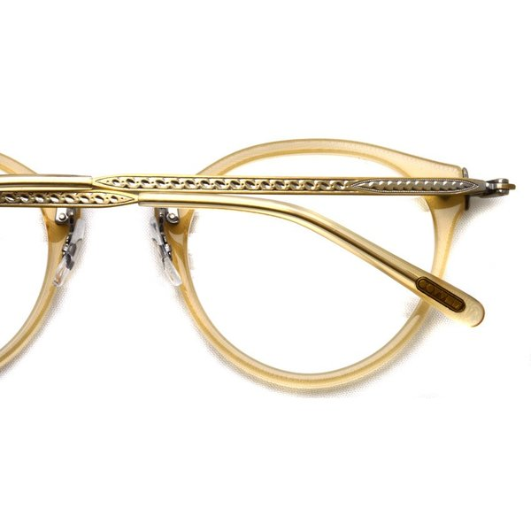 OLIVER PEOPLES オリバーピープルズ OP-505 SLB クリアライトブラウン-アンティークゴールド|props-tokyo|06