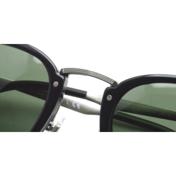 Persol ペルソール サングラス 3165S 95/31  ブラック イタリア製 国内正規品【送料無料】|props-tokyo|05