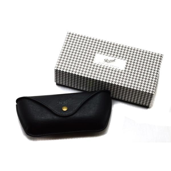 Persol ペルソール 3199S Tailoring Edition 95/31 ブラック/ゴールド-ダークグリーンガラスレンズ イタリア製 サーモントブローサングラス国内正規品|props-tokyo|09