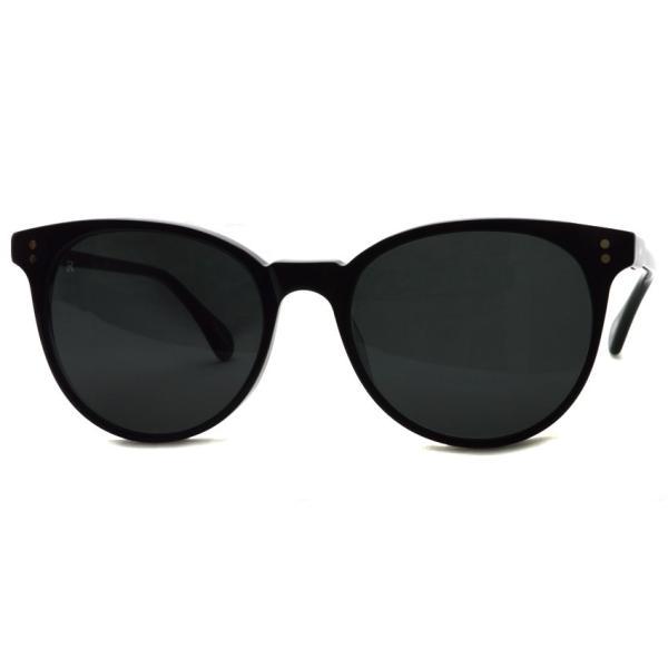 RAEN レイン レーン NORIE  Crystal Black - Dark Smoke ブラック-ダークスモークグレーレンズ サングラス|props-tokyo|06