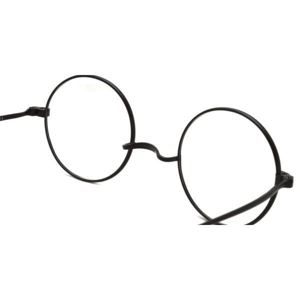 STEADY ステディ STD-10 カラー:13 Black ブラック 丸メガネ ラウンド イチヤマフレーム【送料無料】|props-tokyo|04