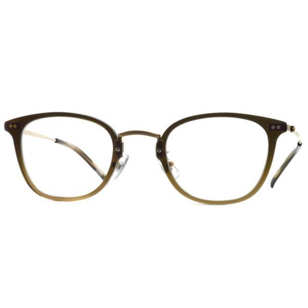 STEADY ステディ STD-50 カラー:4  BrownFade - Shirring Gold  ブラウンフエード - シャーリングゴールド メガネフレーム【送料無料】|props-tokyo|06