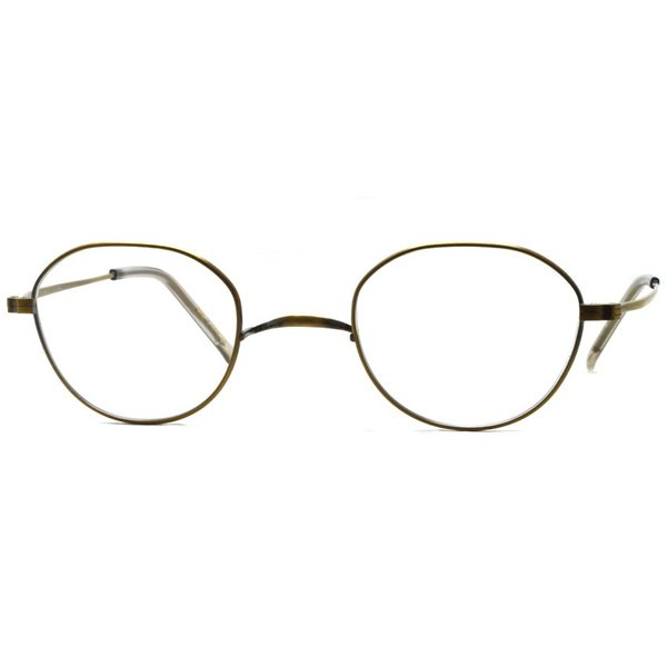 STEADY ステディ STD-53   カラー:2 Antique Gold アンティークゴールド  一山フレーム|props-tokyo|06
