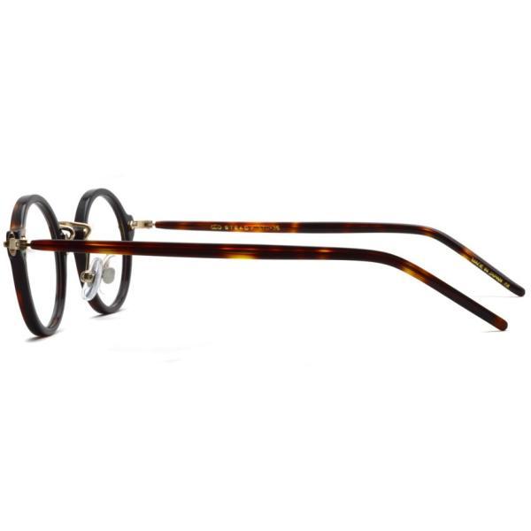 STEADY ステディ STD-36 カラー:2 Brown Demi / Shirring Gold ブラウンデミ/シャーリングゴールド メガネ フレーム【送料無料】|props-tokyo|03