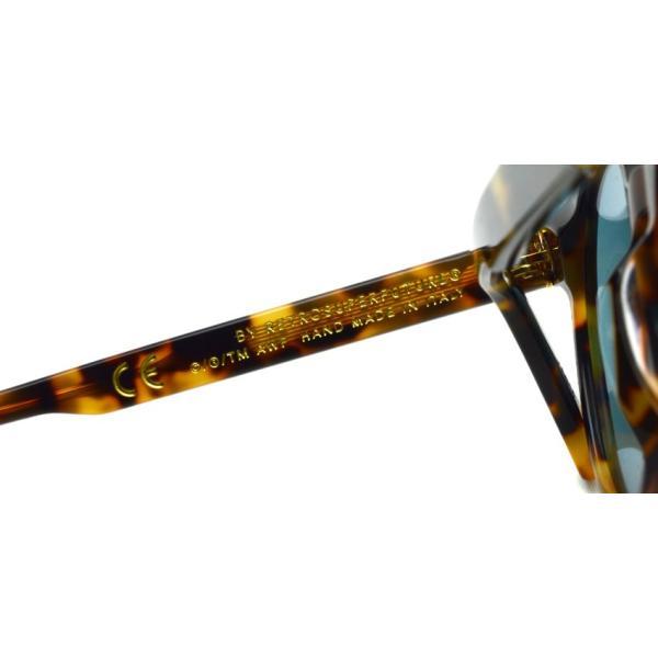 SUPER BY RETROSUPERFUTURE サングラス THE ICONIC アイコニック AI4 黄べっ甲柄-ライトブルーレンズ アンディ・ウォーホルモデル|props-tokyo|06