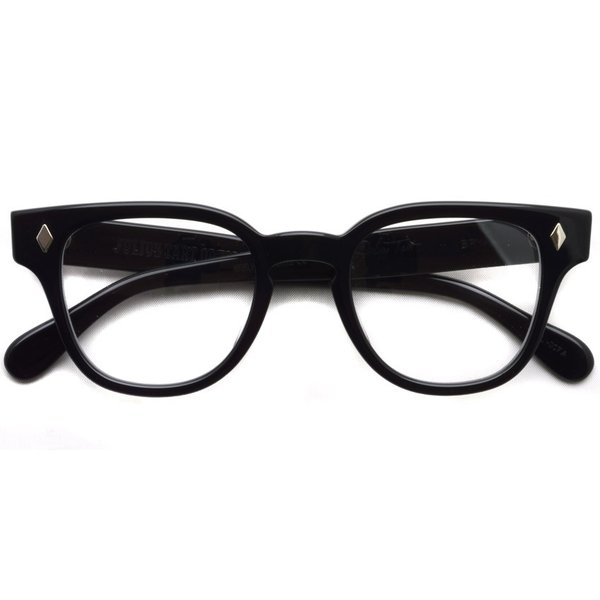 JULIUS TART OPTICAL タート メガネフレーム BRYAN BLACK ブラック サイズ 46【送料無料】|props-tokyo|02
