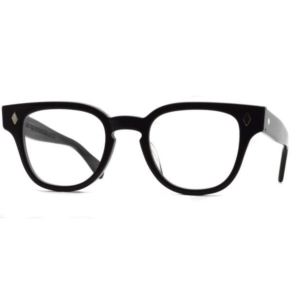 JULIUS TART OPTICAL タート メガネフレーム BRYAN BLACK ブラック サイズ 46【送料無料】|props-tokyo|06