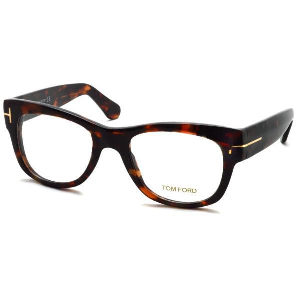 トムフォード TOM FORD TF5040 182 べっこう柄 メガネ フレーム 国内正規品【送料無料】|props-tokyo