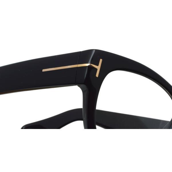 トムフォード TOM FORD TF5040 B5 Black ブラック 黒縁 メガネ フレーム 国内正規品【送料無料】|props-tokyo|05