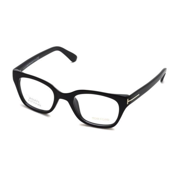 トムフォード TOM FORD TF4240 001 Black ブラック アジアンフィット 黒縁 メガネ フレーム 国内正規品【送料無料】|props-tokyo