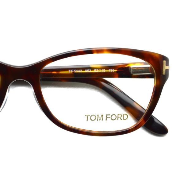 トムフォード TOM FORD TF5142 052 Tortoise べっ甲柄 アジアンフィット メガネ フレーム 国内正規品【送料無料】|props-tokyo|04