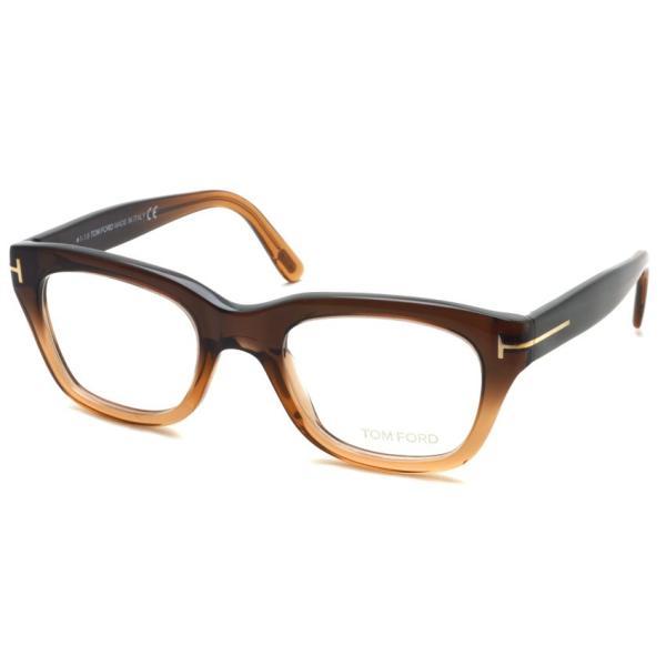 トムフォード TOM FORD TF5178 050 Brown Half ブラウンハーフ メガネ フレーム 国内正規品【送料無料】 props-tokyo