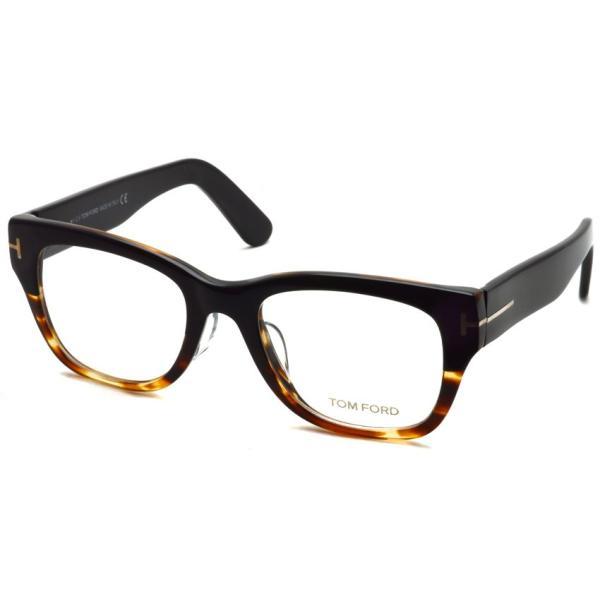 トムフォード TOM FORD TF5379 アジアンフィット 005  Black / Tortoise ブラック/トータス メガネ フレーム 国内正規品【送料無料】|props-tokyo