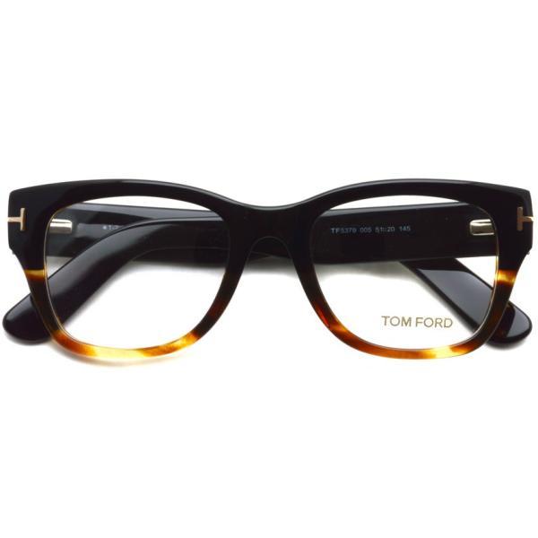トムフォード TOM FORD TF5379 005  Black / Tortoise ブラック/トータス メガネ フレーム 国内正規品【送料無料】|props-tokyo|02