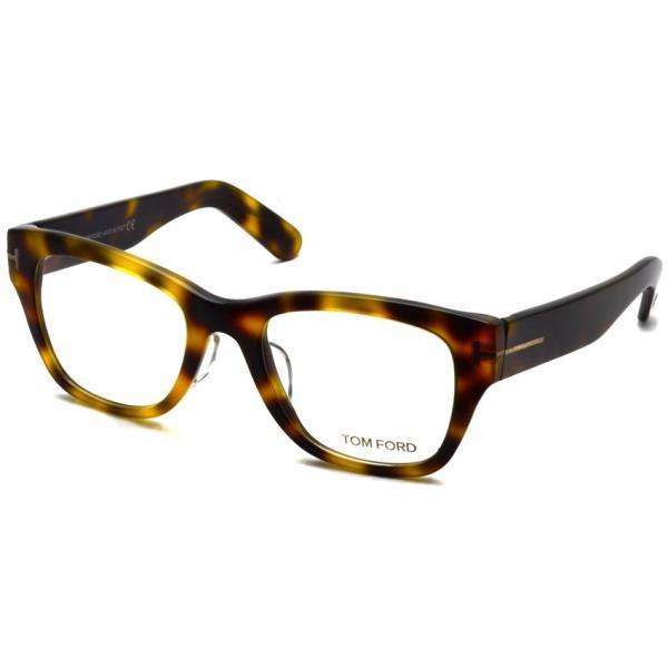 トムフォード TOM FORD TF5379 アジアンフィット 052 Tortoise べっこう柄 メガネ フレーム 国内正規品【送料無料】|props-tokyo