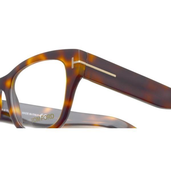 トムフォード TOM FORD TF5379 アジアンフィット 052 Tortoise べっこう柄 メガネ フレーム 国内正規品【送料無料】|props-tokyo|05