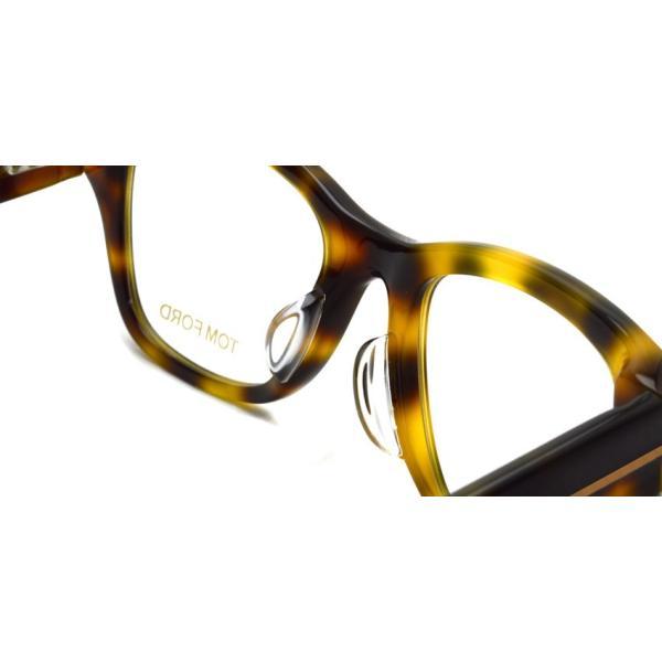 トムフォード TOM FORD TF5379 アジアンフィット 052 Tortoise べっこう柄 メガネ フレーム 国内正規品【送料無料】|props-tokyo|06