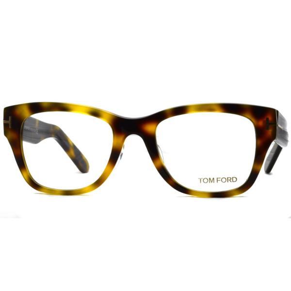 トムフォード TOM FORD TF5379 アジアンフィット 052 Tortoise べっこう柄 メガネ フレーム 国内正規品【送料無料】 props-tokyo 07