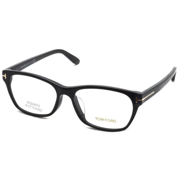 トムフォード TOM FORD TF5405F 001 Black ブラック 黒縁 メガネ フレーム 国内正規品【送料無料】|props-tokyo