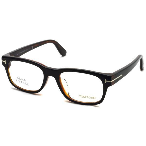 トムフォード TOM FORD TF5432F 005 Black /Brown ブラック/ブラウン メガネ フレーム 国内正規品【送料無料】|props-tokyo