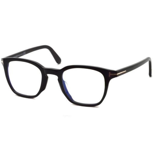トムフォード TOM FORD TF5592-D-B 001 Black  アジアンフィッテイング ブラック-ブルーライトカットレンズ メガネ フレーム 国内正規品【送料無料】|props-tokyo