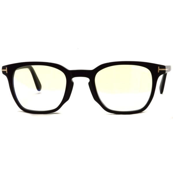 トムフォード TOM FORD TF5592-D-B 001 Black  アジアンフィッテイング ブラック-ブルーライトカットレンズ メガネ フレーム 国内正規品【送料無料】|props-tokyo|07