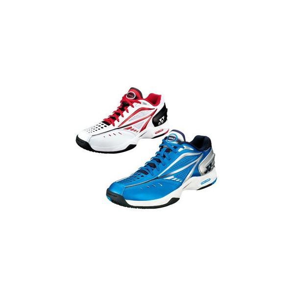 YONEX ヨネックス テニスシューズ  パワークッション エアラスGC SHT AGC クレー・砂入り人工芝コート用|proshop-yamano