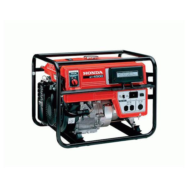 【欠品 次回9月中旬以降予定】【送料都度見積もり品】ホンダ 三相発電機 60Hz [ET4500] proshopdate15