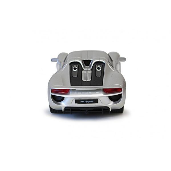 【4月中旬以降入荷予定】PORSCHE 918 Spyder RCカー 1/24スケール ラジコンカー シルバー [MG-RCP24F]|proshopdate15|05