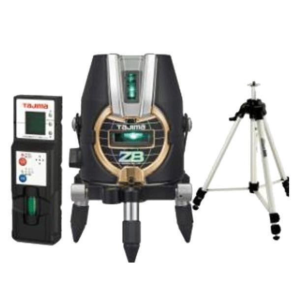 タジマ ブルーグリーンレーザー 墨出し器 ZERO BLUE-KY 受光器・三脚セット [ZEROB-KYSET] (/A)