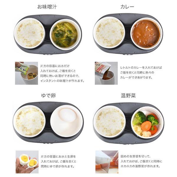 【限定特価】サンコー お一人様用 ハンディ炊飯器 [MINIRCE2] proshopdate15 06