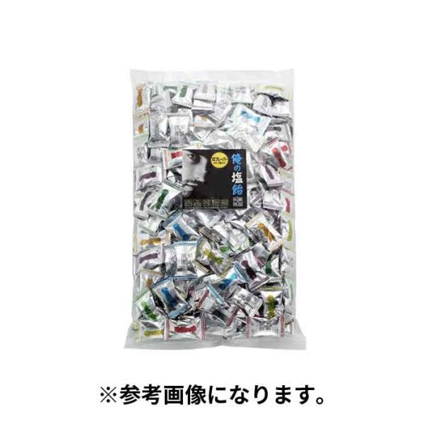 和勝(/A) 俺の塩飴1kg(約200粒) 大袋入 10フレーバー [OS1F]