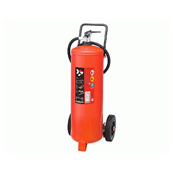 【法人のみ】【2021年製】【リサイクルシール付】ヤマトプロテック 消火器 ABC粉末 蓄圧式 50型 YA-50X3 [YA-50XIII] (/K)