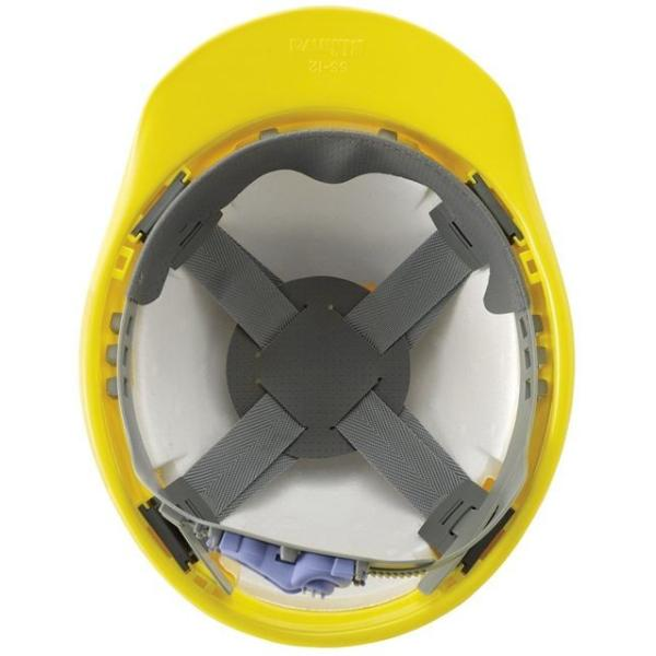 進和化学工業 SS-12型T-P式R  作業用ヘルメット(通気孔なし/ライナー入り)/ 安全 ヘルメット 保護帽 電気工事対応 防災|proshophamada|06