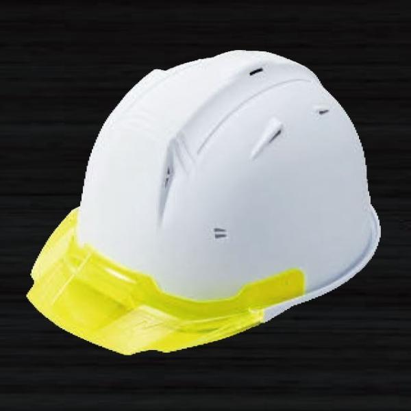【5個セット】進和化学工業 SS-19V型T-P式RA マット塗装(つや消し) 透明ひさし 作業用ヘルメット(通気孔付き/ライナー入)/  工事用 作業用 建設用 建築用|proshophamada|03