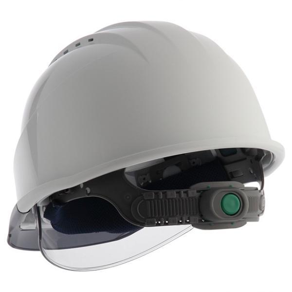 スミハット KKC3S-B-NCOOL Nクール 遮熱 練込 大型シールド面付 作業用ヘルメット(通気孔付き/ライナー入り)/ 夏 熱中症対策 安全 工事用 建設用 建築用|proshophamada|04