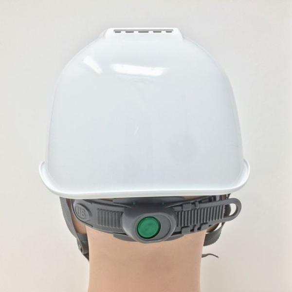 スミハット KKXCS-A-NCOOL Nクール 横長コンパクトシールド面付き 遮熱ヘルメット(通気孔付き/圧縮エアシート)/ 工事 作業 建設 建築 現場 高所 安全 保護帽|proshophamada|10