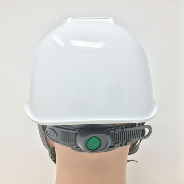 スミハット KKXS-A 横長コンパクトシールド面付き 作業用ヘルメット(通気孔なし/圧縮エアーシート)/ 工事用 建設用 建築用 現場用 高所用 安全 電気工事対応|proshophamada|08