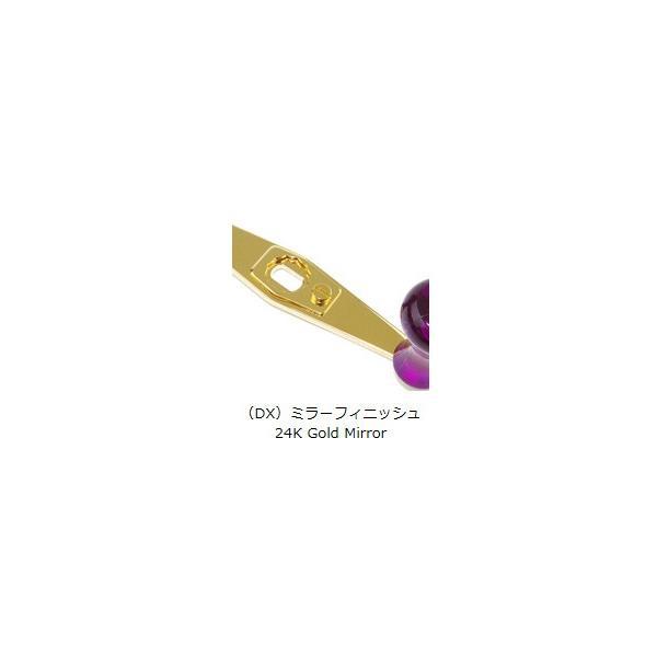 カハラジャパン ABUアンバサダー用 スペアハンドル 標準プラスティックノブ DXミラー 90mm #赤