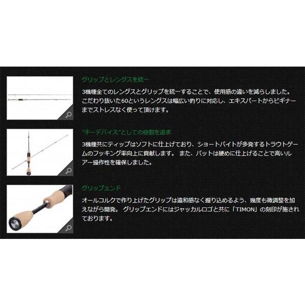 ティモン Tコネクション TCS-60L Ester TIMON T-CONNECTION<送料無料>