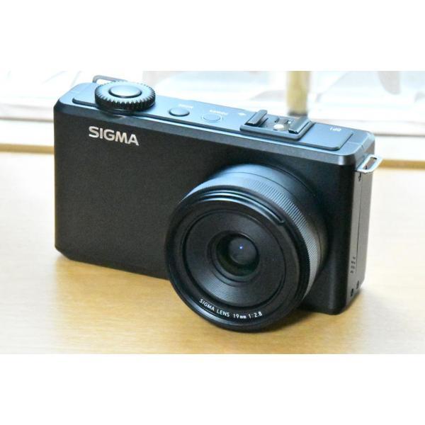 中古 保証付 送料無料 SIGMA デジタルカメラ DP1Merrill 4600万画素 FoveonX3ダイレクトイメージセンサー F2.8 コンパクト デジタルカメラ 送料無料