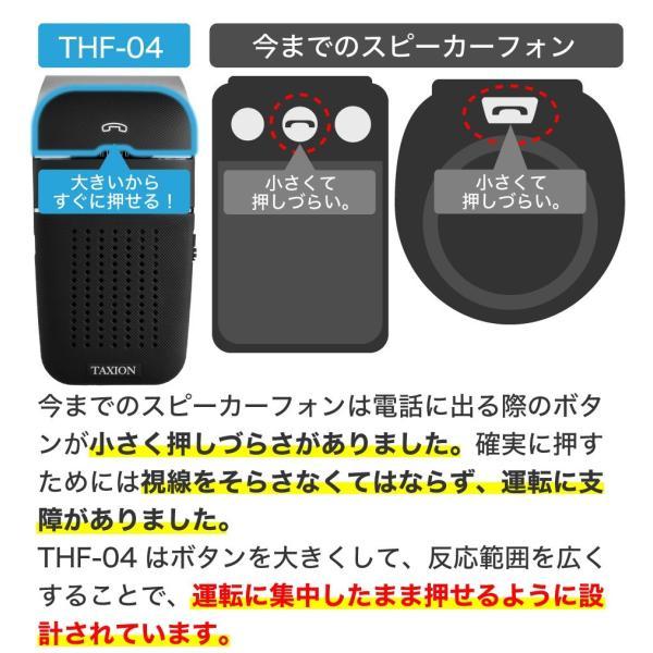車載用 自動車用 ハンズフリー 通話 スピーカー フォン 車 スマホ bluetooth4.1 車載用品 車中泊 グッズ FMトランスミッター 併用可|protection|06