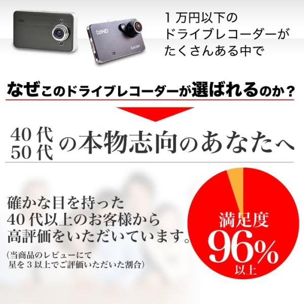 【ご予約承り中】ドライブレコーダー 後方 リア用 前後 セット カメラ一体型  高画質 ほぼ 360度 カバー  今だけ32GB SDカード付き 車載カメラ|protection|16